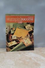 Stampin Up! November 2006 Stampin' Success Magazine FREE SHIP!