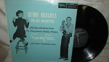 BUDDY BREGMAN VERVE LP SONGS FROM FUNNY FACE AUDREY HEPBURN FRED ASTEIRE