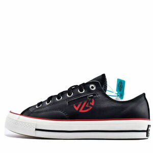 Converse x Lay Zhang Chuck 70 Ox Low Top Black/Red Mens Size 9 167421C