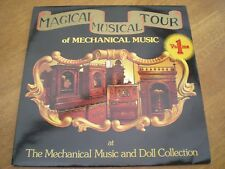 MAGICAL MUSICAL TOUR OF MECHANICAL MUSIC VOL 1 AT THE MECHANICAL MUSIC DOLL COLL