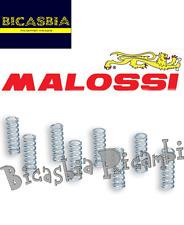 6953 - KIT 8 MOLLE MALOSSI PER FRIZIONE ORIGINALE VESPA 125 150 PX FRENO A DISCO