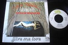 """CERRONE/GIVE ME LOVE/OST BRIGADE MONDAINE/DISCO/FRENCH 7"""" SP"""