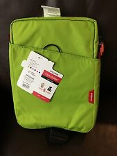 NWT Phil Teds Mini-Diddie Carry Bag Green Kids Bag