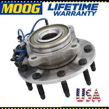 Moog Wheel Bearing & Hub for 08-10 Chevy Silverado GMC Sierra 2500 HD 3500 4x4