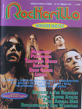 ROCKERILLA 174 1995 Monster Magnet Throwing Muses Mudhoney Siouxsie Dean Carter