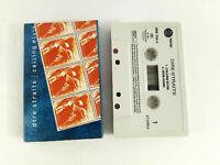 Cassette Audio Tape K7 2 titres  Dire Straits Calling Elvis  Envoi rapide suivi