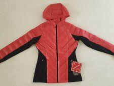 Spyder Hybrid Hoddie Jacke Damen Größe S M -NEU- Skijacke Snowboardjacke
