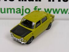 SOL55N Voiture 1/43 solido (Made in France) SIMCA 1000 RALLYE I