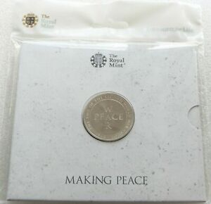 2020 End of Second World War BU £5 Five Pound Coin Pack Sealed Uncirculated