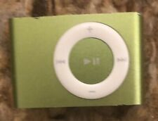 iPod Shuffle Color (2nd Generation) Green Tested and Works