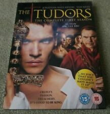 The Tudors - Series 1 - Complete DVD Pal Region 2 Factory Sealed NEW