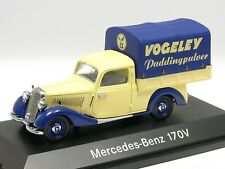 Schuco 1:43 Vogeley Mercedes 170 V Plane ltd. Edition