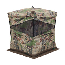 NEW Barronett BX400BW OX 4 Backwoods Ground Blind Archery Deer Turkey Hunting