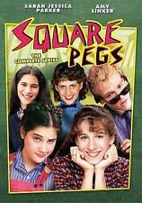 Square Pegs - The Complete Series (DVD, 2014, 2-Disc Set)  NEW  (S26)