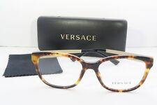 Versace Feminino Óculos Tartaruga Com Estojo Mod 3240 5208 52mm 0102bec8d5