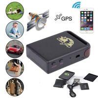 Tracker temps réel GPS TK102B - Micro intégré - Voiture traceur GPS GPRS SMS Eh