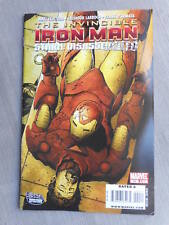 INVINCIBLE IRON MAN VOL 1 N°20 A 24 STARK DISASSEMBLED SET COMPLET VO NEAR MINT