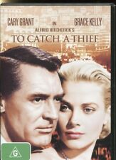 TO CATCH A THIEF - CARY GRANT - GRACE KELLY - DVD