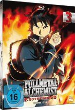 Fullmetal Alchemist: Brotherhood -Volume 3 (Digipack im Schuber-BluRAY  NEU 1524