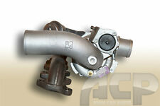 Turbocharger 53049700024 for Vauxhall Speedster. 190 BHP, 140 kW. TURBO +GASKETS