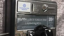 AT&T Western Electric Vintage PayPhone SouthWestern Bell TT Home Use Only