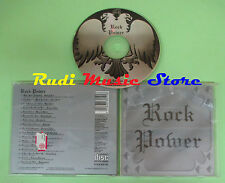 CD ROCK POWER compilation 1992 LYNYRD SKYNYRD STATUS QUO JUDAS PRIEST (C28)