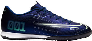 Nike Mercurial Vapor 13 Indoor Turf Soccer Shoe 3Y
