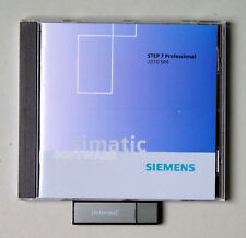 Siemens Simatic STEP7 Professional 2010 SR4 Vollversion Floating-License