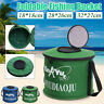 Collapsible Breathable Bucket Foldable Water Container ForCamping Fishing