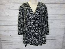 Unique Vintage B.G.B. Women's Blouse Size: 16