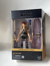 "Star Wars Black Series Deluxe Jar Jar Binks 6"" Figure"