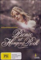 PICNIC at HANGING ROCK (Rachel ROBERTS Vivean GRAY) Peter WEIR Aussie Film DVD