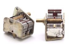 AIR VARIABLE CAPACITOR 2 X 200pF NOS (NEW OLD STOCK) 1PC. CA273U266F250517