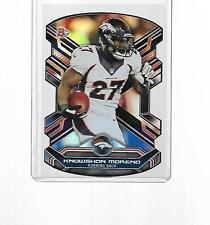 2014 BOWMAN FOOTBALL NEXT IN LINE DIE-CUT KNOWSHON MORENO #35