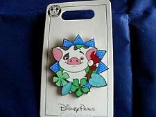 Disney * Pua & Hei Hei - MOANA MOVIE * New on Card Character Trading Pin