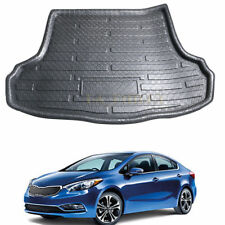 Rear Trunk Cargo Boot Mat Liner Floor Tray For Kia Forte K3 Cerato Sedan 2014-17