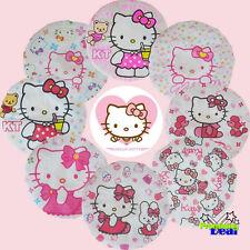 2 PCS Cute Hello Kitty Lady Girls PVC Shower Bath Cap Hat (Random delivery)
