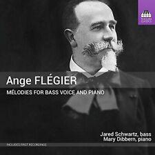 Jared Schwartz - Flegier:Melodies For Bass [Jared Schwartz; Mary [CD]