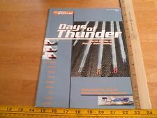 Sports Mem, Cards & Fan Shop 1991 Mission Bay Thunderboat Regatta Racing Program Hydroplane San Diego Racing-other