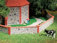 Auhagen 42651 H0 Natursteinmauer  1,25m   NEU  OVP /