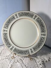 "M FINE CHINA JAPAN ROCKFORD PATTERN SET OF 6  6"" PLATES (P1702)"