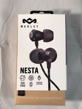 House of Marley Nesta Headphones Bluetooth NEW IN SEALED BOX