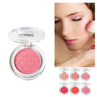 6 Colors Blusher Long Lasting Eyeshadow Powder Face Blush Professional Makeup