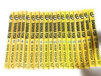 BANANA FISH japanese manga book Vol 1 to 19 set anime Akimi Yoshida comic