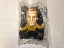 2009 STAR TREK BURGER KING KIDS MEAL TOY (CAPTIAN KIRK).WILLAM SHATNER.(SEALED)