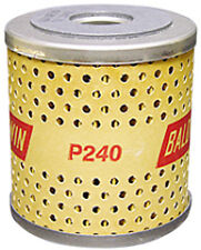 Baldwin Filter P240, Full-Flow Oil Element
