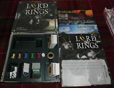 SUPERB HASBRO LORD OF THE RINGS BOARD GAME REINER KNIZIA COMPLETE RARELY PLAYED