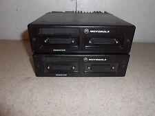 Lot of 2- Motorola T99DX+132W_Astro Radio Control unit D04UJH9PW7AN