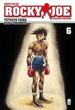 ROCKY JOE PERFECT EDITION 6 - MANGA STAR COMICS - NUOVO