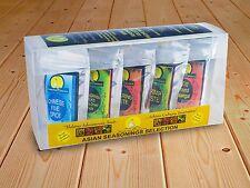 Assaisonné pionniers asiatique Gourmet Assaisonnement Mélanges d'épices 5 x auto-adhésive paquets